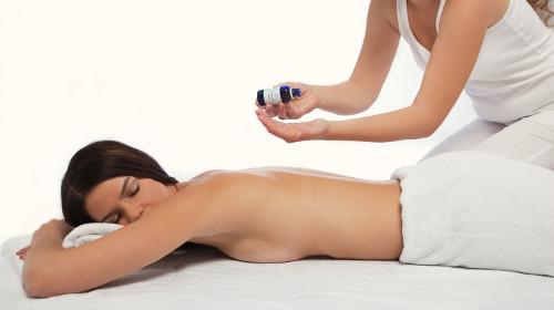 Aceites para hacer masaje